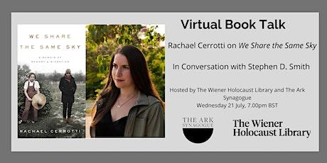 Virtual Book Talk: We Share the Same Sky tickets