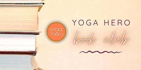ONLINE | Yoga Hero Book Club tickets
