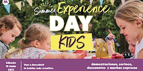 Summer Experience Day Kids - Disfruta con tu peque en Milbby- Zaragoza entradas