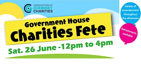Government House Charities Fete tickets