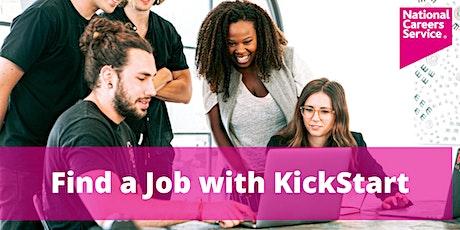 Find a Job with KickStart - Webinar tickets