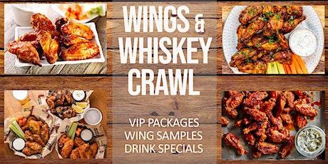 Wings & Whiskey Crawl - Kansas City tickets