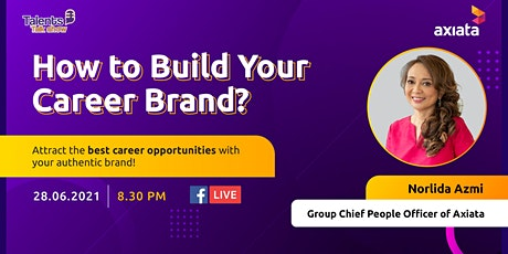 How To Build Your Career Brand? tickets