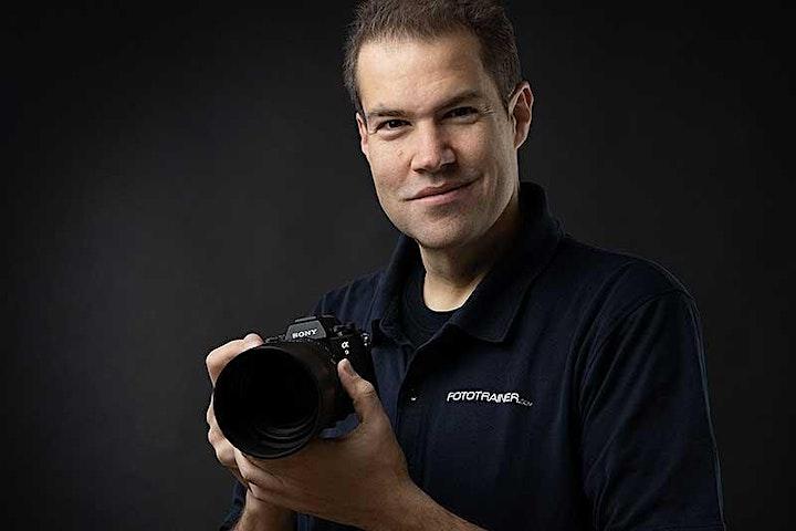 Sony Fotowalk zur Portraitfotografie bei Foto Leistenschneider: Bild