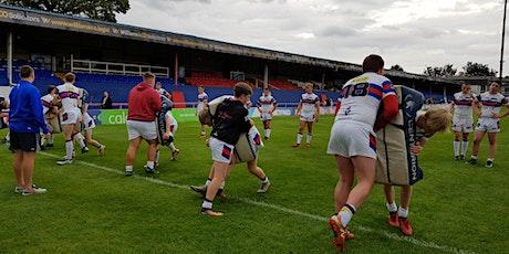 Wakefield Trinity Development Centre - U12/U13 Boys tickets
