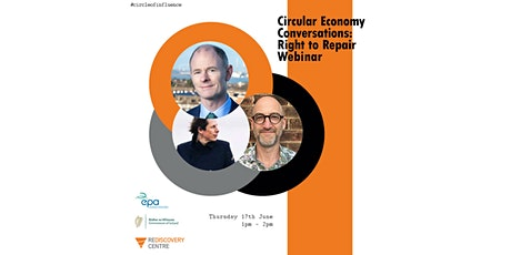 Circular Economy Conversations - Right to Repair tickets
