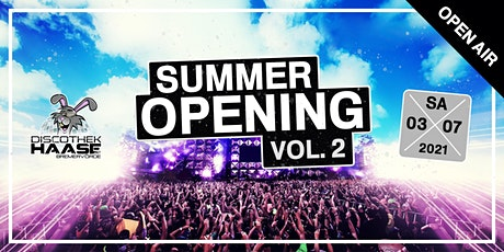 OPEN AIR FESTIVAL - BIG OPENING VOL.2 Tickets