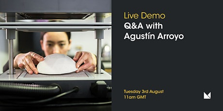 Mayku FormBox Video Demo with Q&A - Crafting with desktop vacuum forming tickets