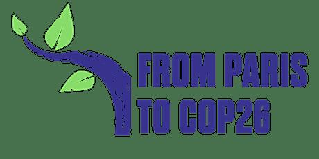 Opening Ceremonies From Paris to COP26 tickets