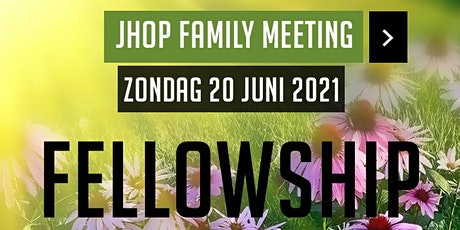 JHOP Family Meeting tickets