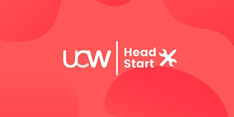 Headstart 4:  Improving your academic and technological skills. tickets