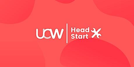 Headstart 4:  Getting ready for university - summer workshops tickets