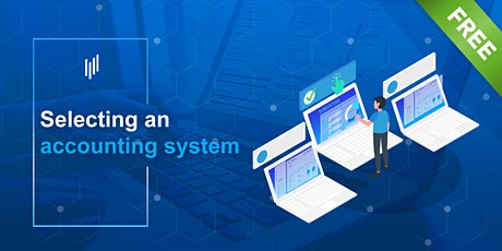 How to select an accounting system tickets