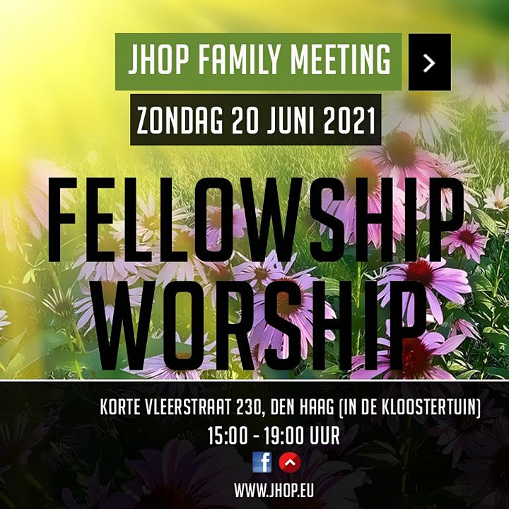 Afbeelding van JHOP Family Meeting