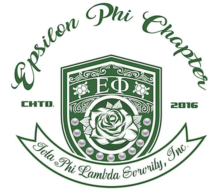 Epsilon Phi Chapter 5th Year Anniversary Virtual Gala Celebration image