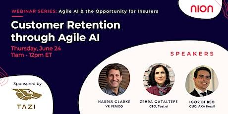 Customer Retention through Agile AI: a winning proposal tickets