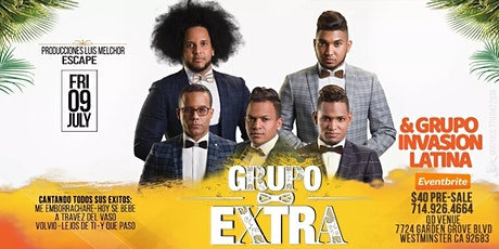 GROUPO EXTRA CONCERT tickets