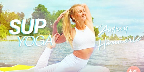SUP Yoga with Audrey 90 min All Levels €32 Tickets
