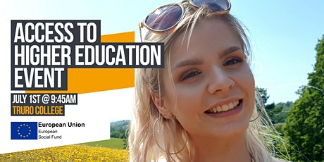 ACCESS to Higher Education Information Day (Truro) tickets