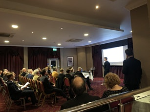 Dorset Business Angels Pitch Presentation Event - January 2022 tickets