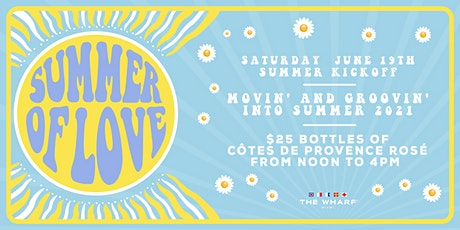 Summer of Love at The Wharf Miami tickets