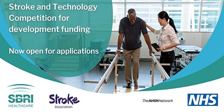 SBRI Healthcare - Competition 18 - Stroke and Technology tickets