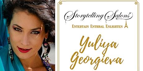 Storytelling Salon with Yuliya Georgieva - Oriental Dancer tickets