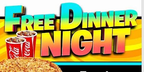 Free Dinner Night Every Tuesday at United Skates Clovis tickets