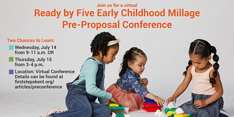 Ready by Five Millage Pre-Preprosal Conference Morning Session tickets