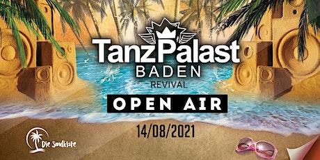 Tanzpalast Baden Revival - Open AIR Tickets