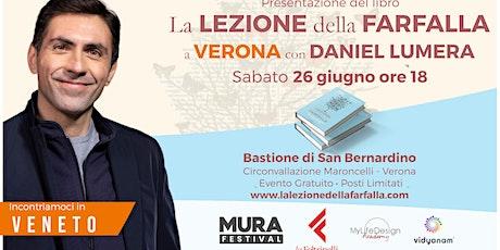 Presentazione a Verona con Daniel Lumera | La Lezione della Farfalla tickets