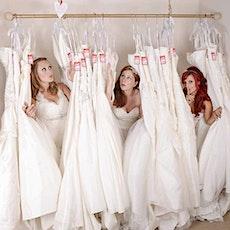 Sample & Ex Sample wedding dress sale sunday 11th July tickets