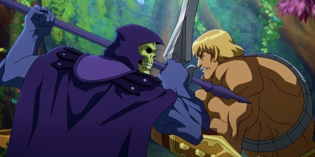 Free screening of Masters of the Universe  Revelations tickets