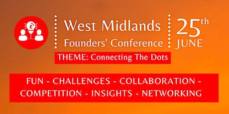 West Midlands Founders Conference tickets