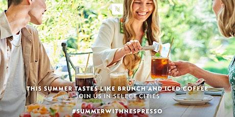 Summer With Nespresso Manchester tickets