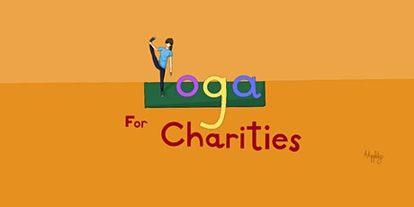 Yoga for Charities - Yoga Spa at Home tickets