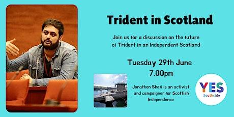 Trident in an Independent Scotland tickets