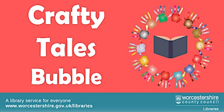 Crafty Tales Bubble - 'A Busy Day for Birds' tickets