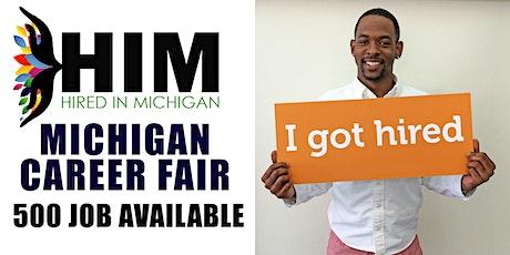 Michigan Diversity Career Fair tickets