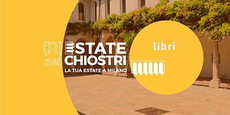Libri | L. Crovi in dialogo con E. e M. Martignoni e R. Teruzzi biglietti