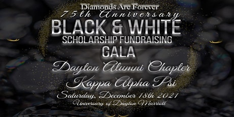 75th Anniversary Black & White Gala, Scholarship Fundraiser tickets