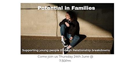Parents/Carers of Teens/Tweens: Helping YP navigate relationship breakdowns Tickets
