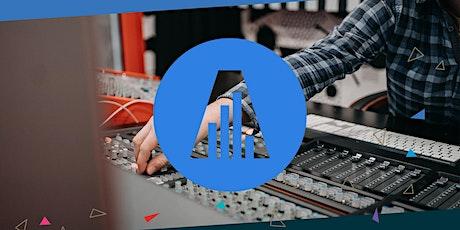 SAE Institute Wien - Online-Infoday: Audio Engineering International tickets
