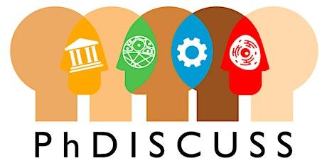 PhDiscuss - What makes a PhD successful? tickets