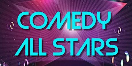 Comedy All Stars (Stand-Up Comedy ) MTLCOMEDYCLUB.COM tickets