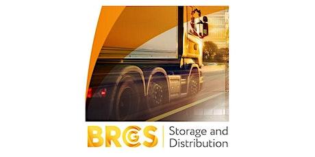 BRCGS Storage & Distribution Issue 4: Sites Training tickets