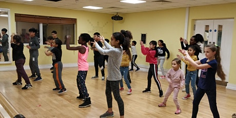 REE Kids hip hop dance taster for beginners in Deptford  (limited spaces) biglietti