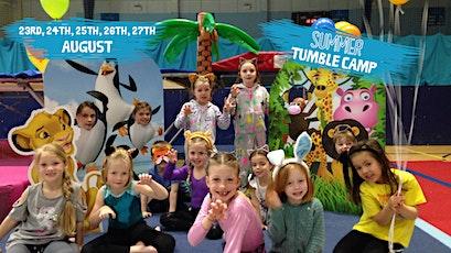 Gymnastics Camp | 23rd, 24th, 25th, 26th & 27th August tickets