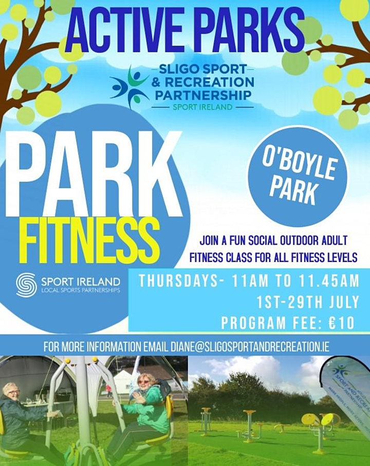 Park Fitness at O'Boyle Park image