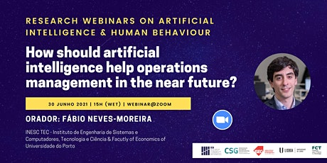 Artificial intelligence help operations management in the near future biglietti